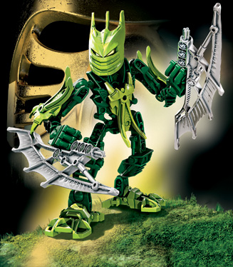 LEGO Bionicle Stars Gresh
