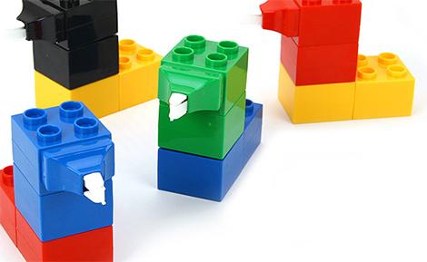 LEGO Utensil Set
