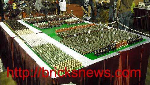 lego knights, indonesia lego bricksfest,dunia bricks