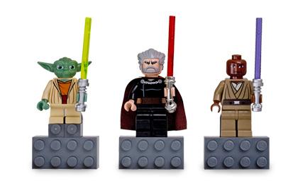 lego figures star wars magnet 1 Lego Figures: Star Wars Magnet Sets