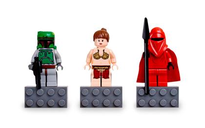 lego figures star wars magnet 2 Lego Figures: Star Wars Magnet Sets