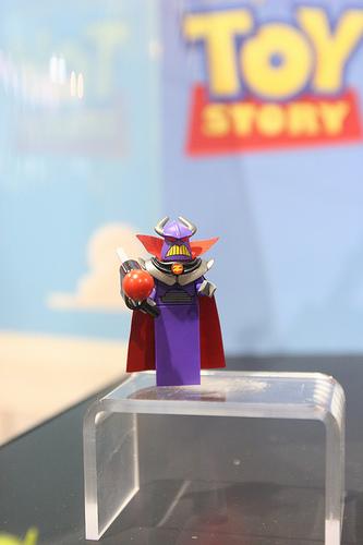 Lego Toy Story-Zurg